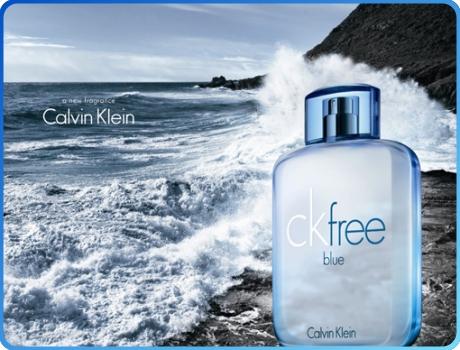 ck free blue 男性淡香水(凱文克萊,Calvin Klein)