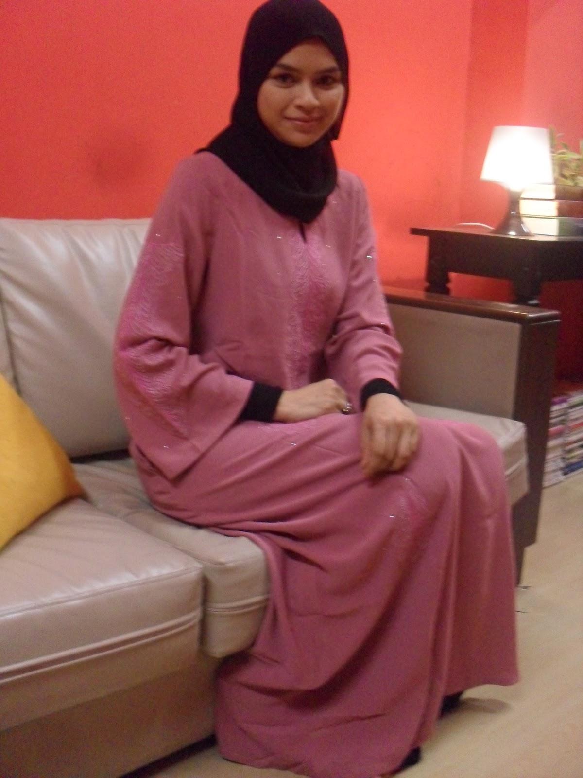 Audadi Boutique: Jubah Muslimah (RM95) 220710