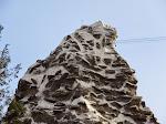 Zoom in of the Matterhorn peak
