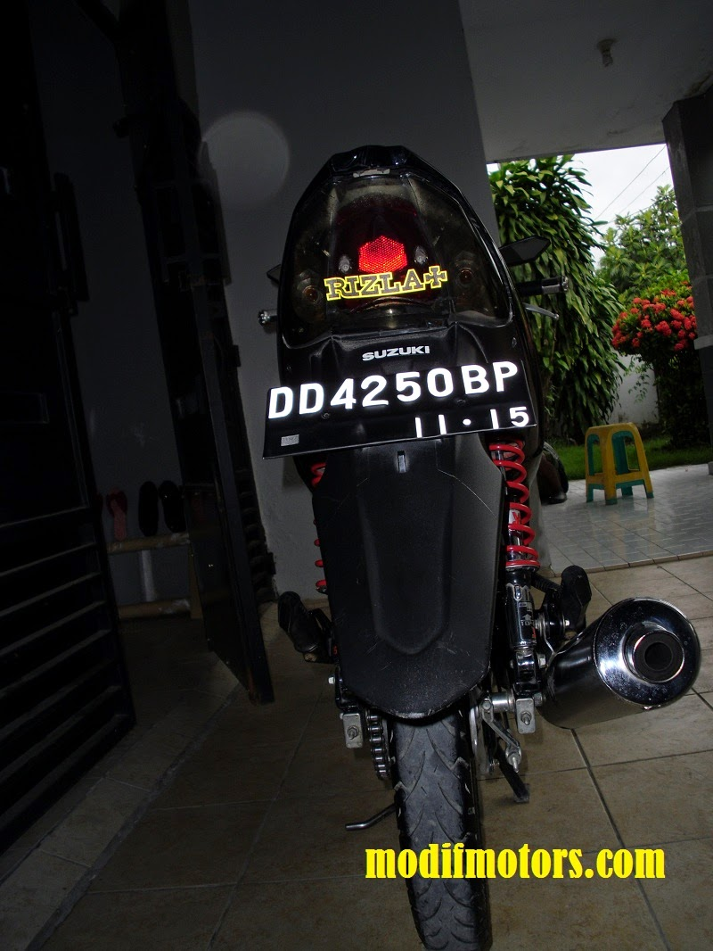 Foto Suzuki Titan Modifikasi
