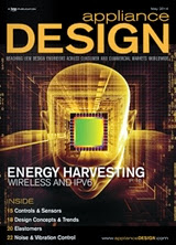 Appliance Design magazine 05/2014 edition cover
