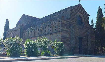 Sizilien - Palermo - Chiesa dello Spirito Santo (Chiesa del Vespro)