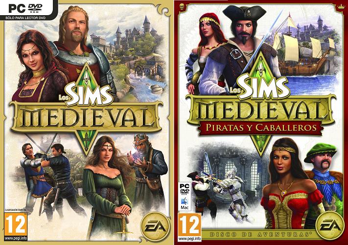 Pack Medieval
