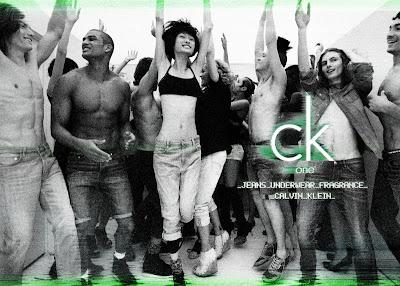 CK One Underwear / Fei Fei Sun & River Delfin