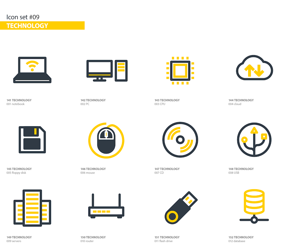 Animated Icons Pack - 9