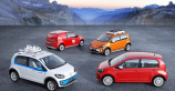GENEVA 2012 - Volkswagen brings four concept versions of up! model to Geneva