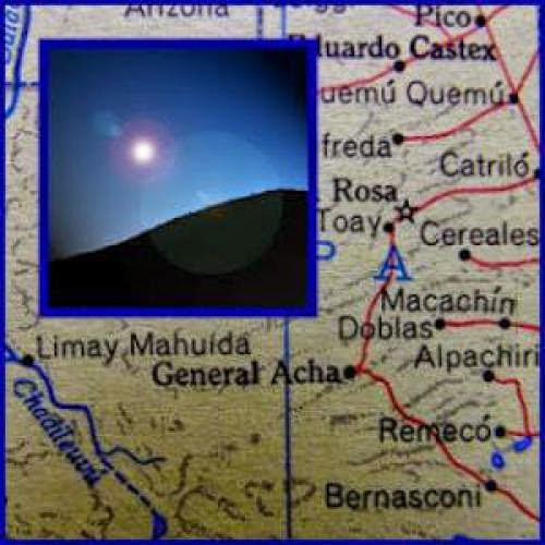 Identification Studies Of Ufos Ufo Argentinlatest Reports From Ceufo Lpampa