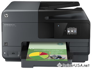 Driver HP Officejet Pro 8610 e-All-in-One Printer – Download and install Instruction