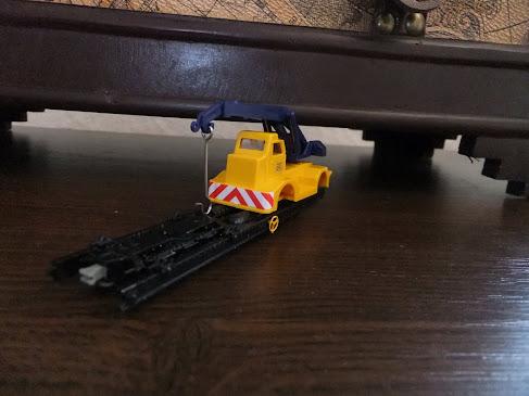 H0e Kranwagen DSCF3634