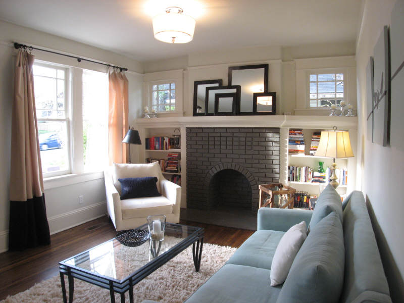 Pretty Old Houses: Pretty Old Eclectic Craftsman Bungalow ...