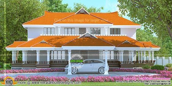House plan Kerala