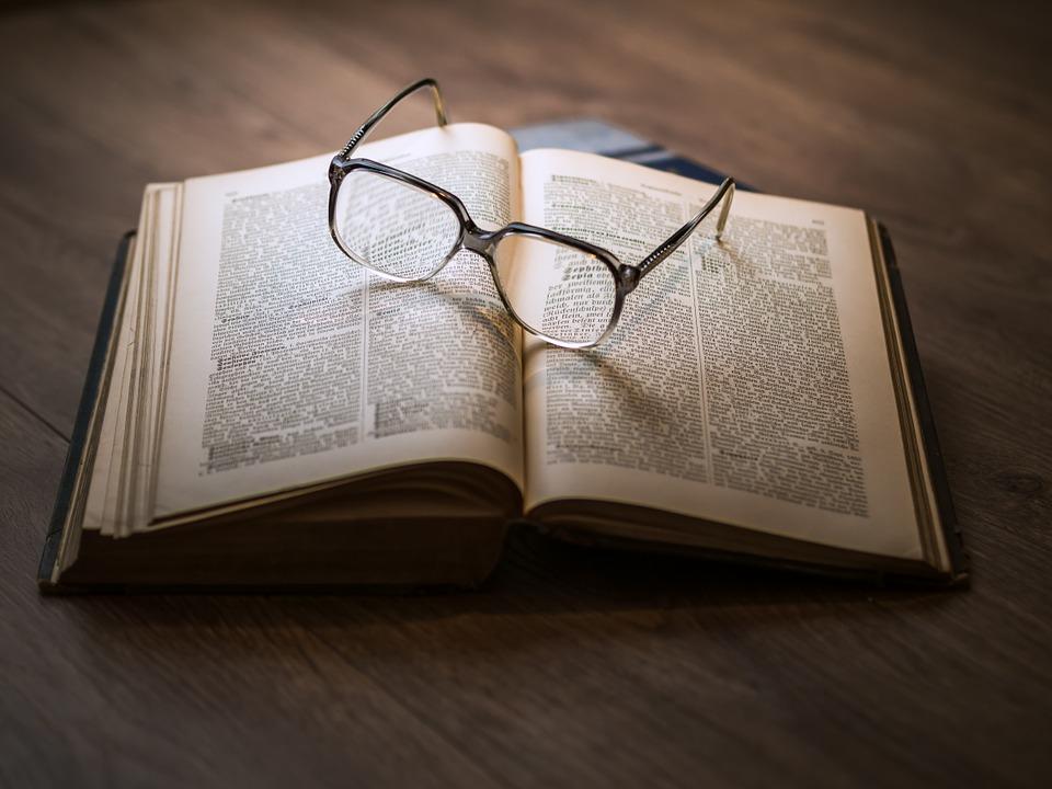 知識, 本, ライブラリ, メガネ, 教科書, 情報, 教育, 文学, 研究, 読み取り, オープン, 学校
