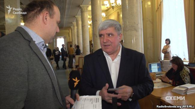 Депутат від «БПП» Анатолій Кузьменко