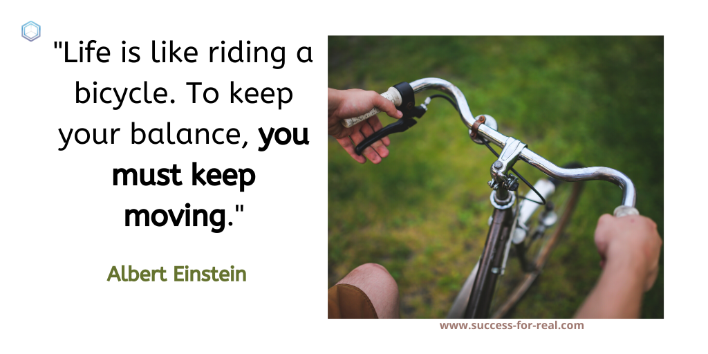 365 Success Quotes For Motivation - Picture Quote By Albert Einstein