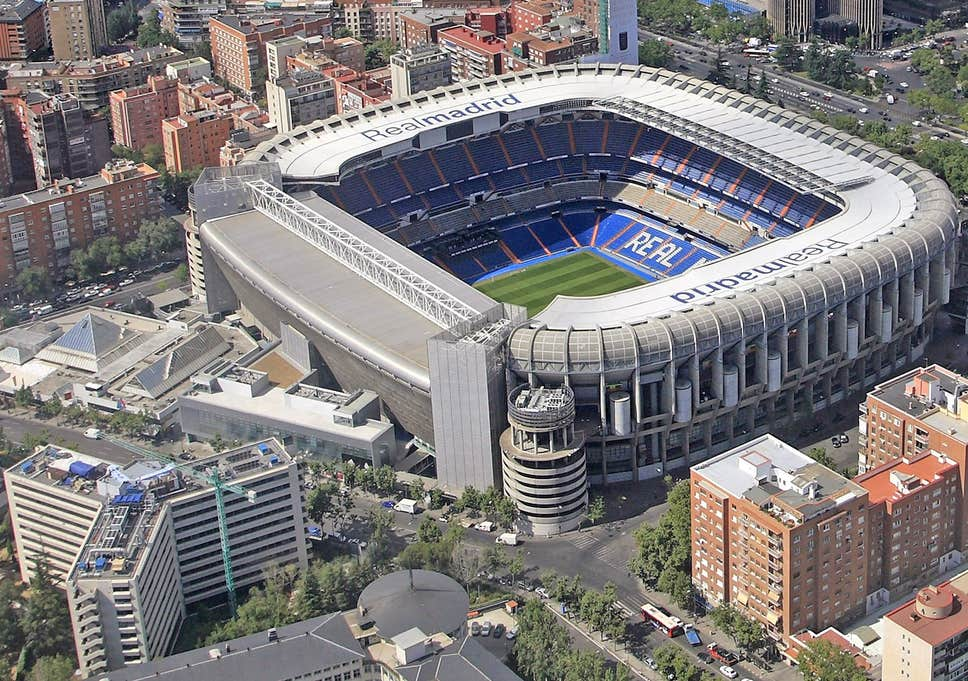 15 Best Football Stadiums In The World
