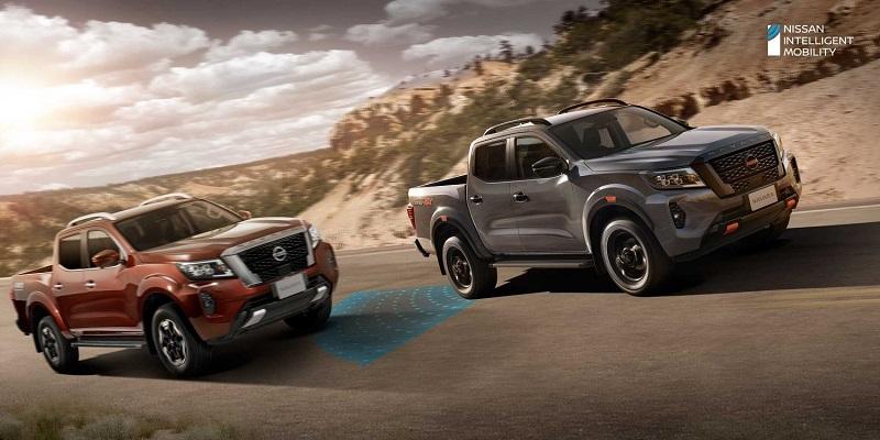 ระบบความปลอดภัยของรถยนต์ : New Nissan Navara Pro 4x