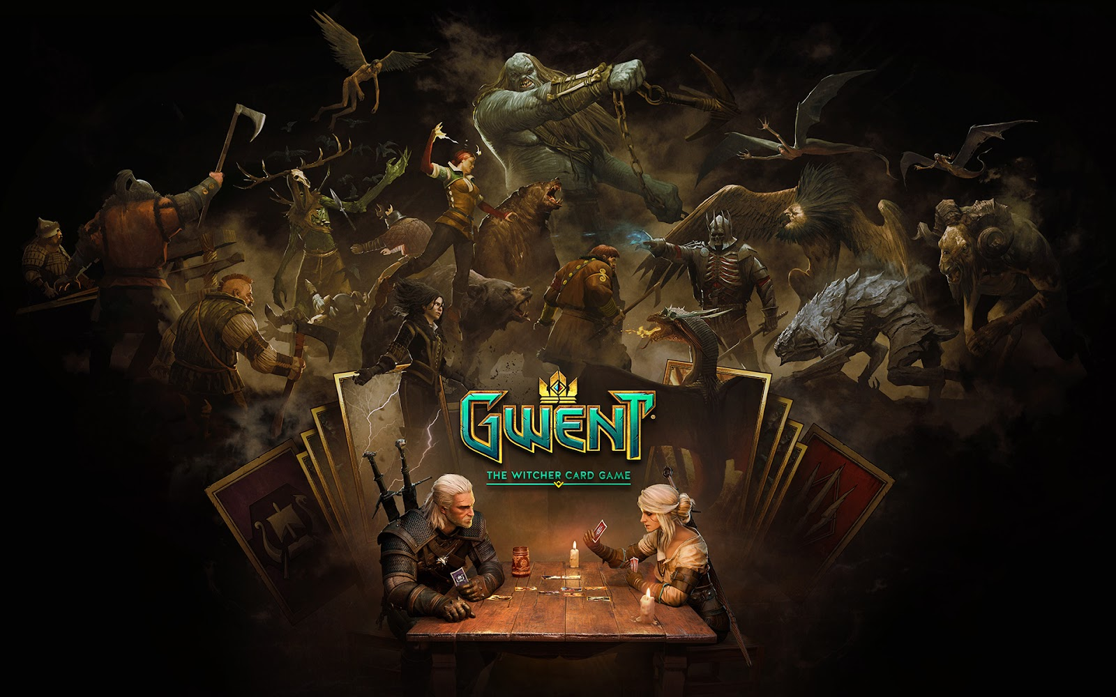 [Review] Gwent : The Witcher Card Game เกมการ์ดจากซีรีส์ The Witcher 19