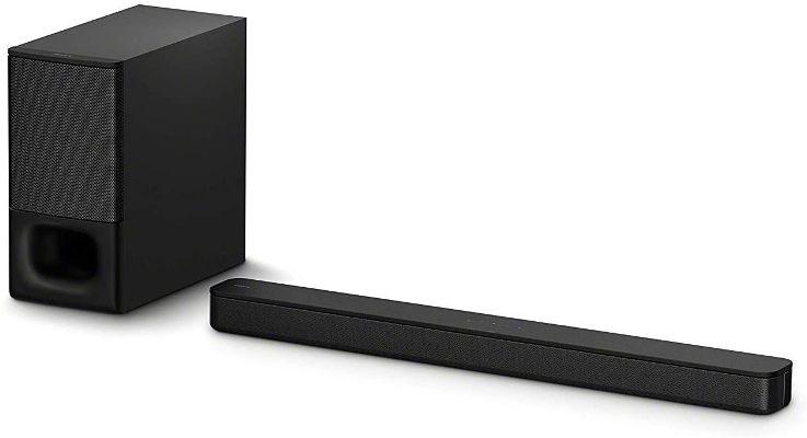 Sony HT-S350 2.1-Channel 320W Soundbar System