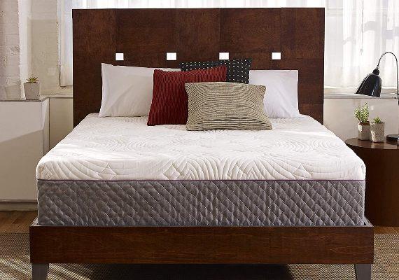 Sleep Innovations Shiloh 12-inch Memory Foam Mattress California King Mattress
