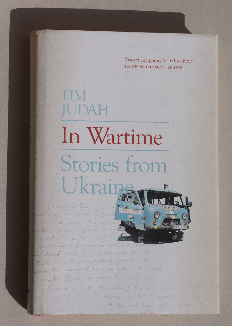 Tim Judah «In Wartime»