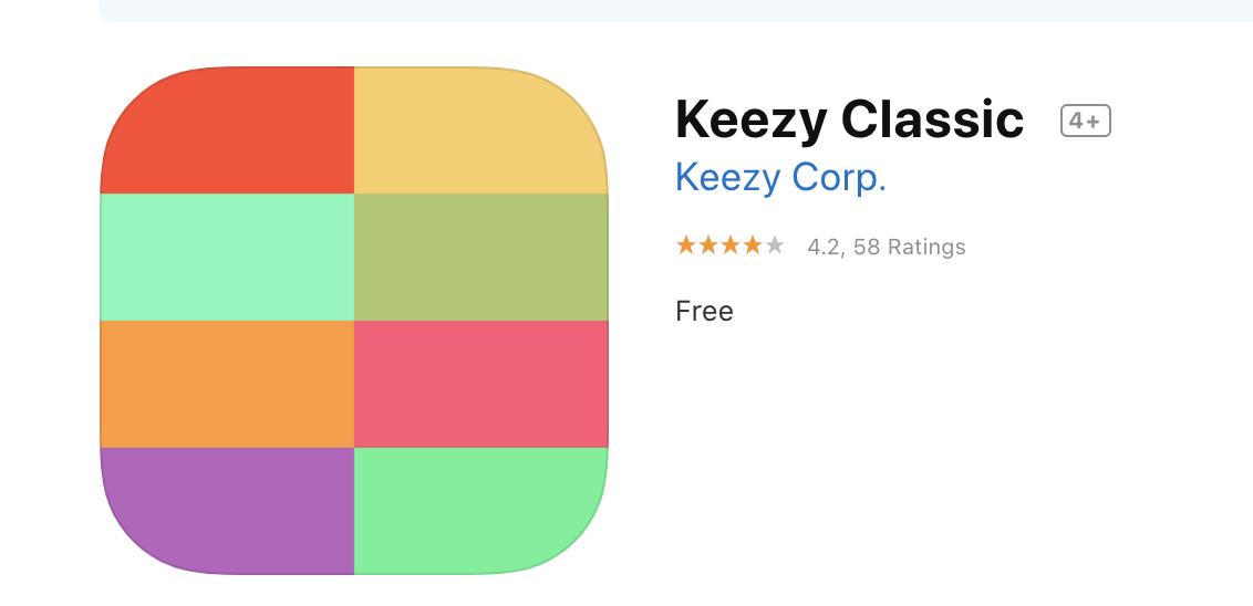 Keezy Classic