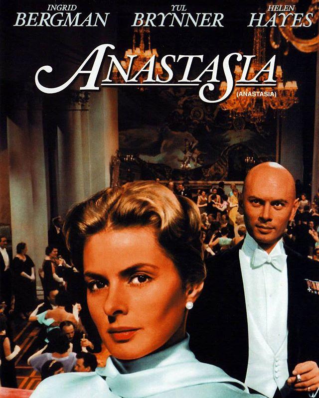 Anastasia (1956, Anatole Litvak)