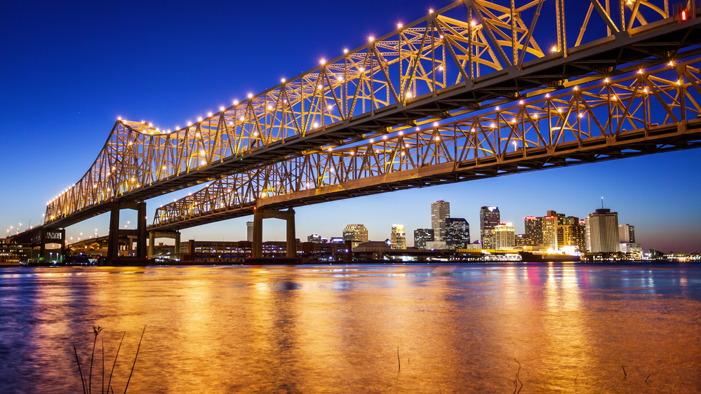 new orleans most dangerous cities for drivers