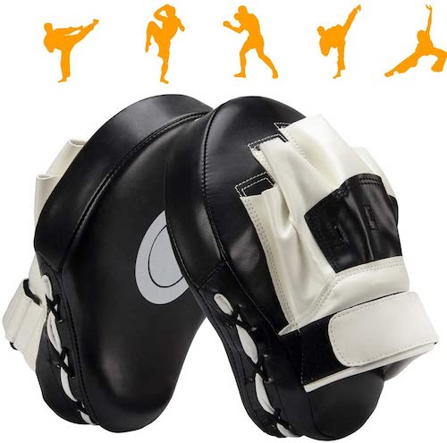 Valleycomfy Curved Punching Mitts