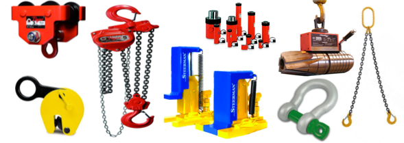 Hasil gambar untuk lifting equipment
