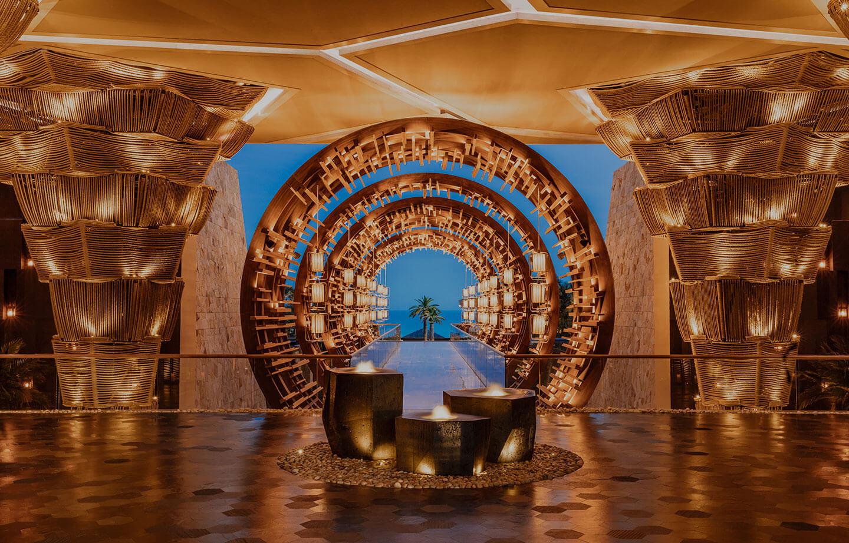 Vidanta Los Cabos Resort, Meksiko hasil karya tim desain Rockwell Group - source: idesignaward.com