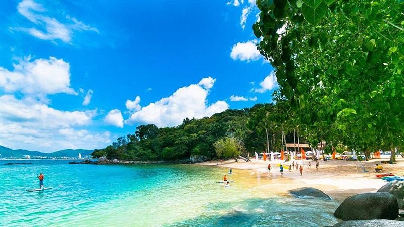 Bãi biển Patong, Phuket