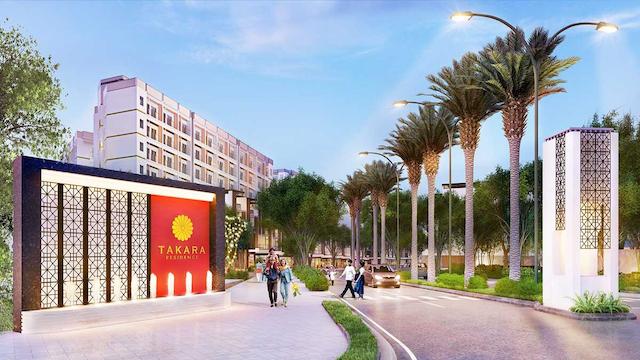 Dự án Takara Residence Chánh Nghĩa là nơi đầu tư sinh lời hiệu quả