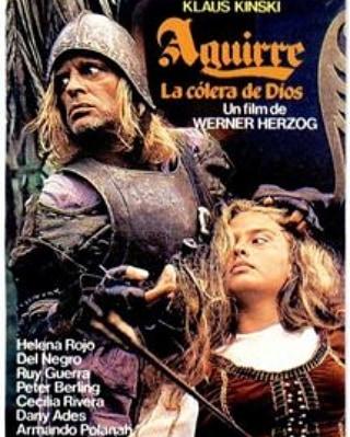 Aguirre, la cólera de Dios (1972, Werner Herzog)