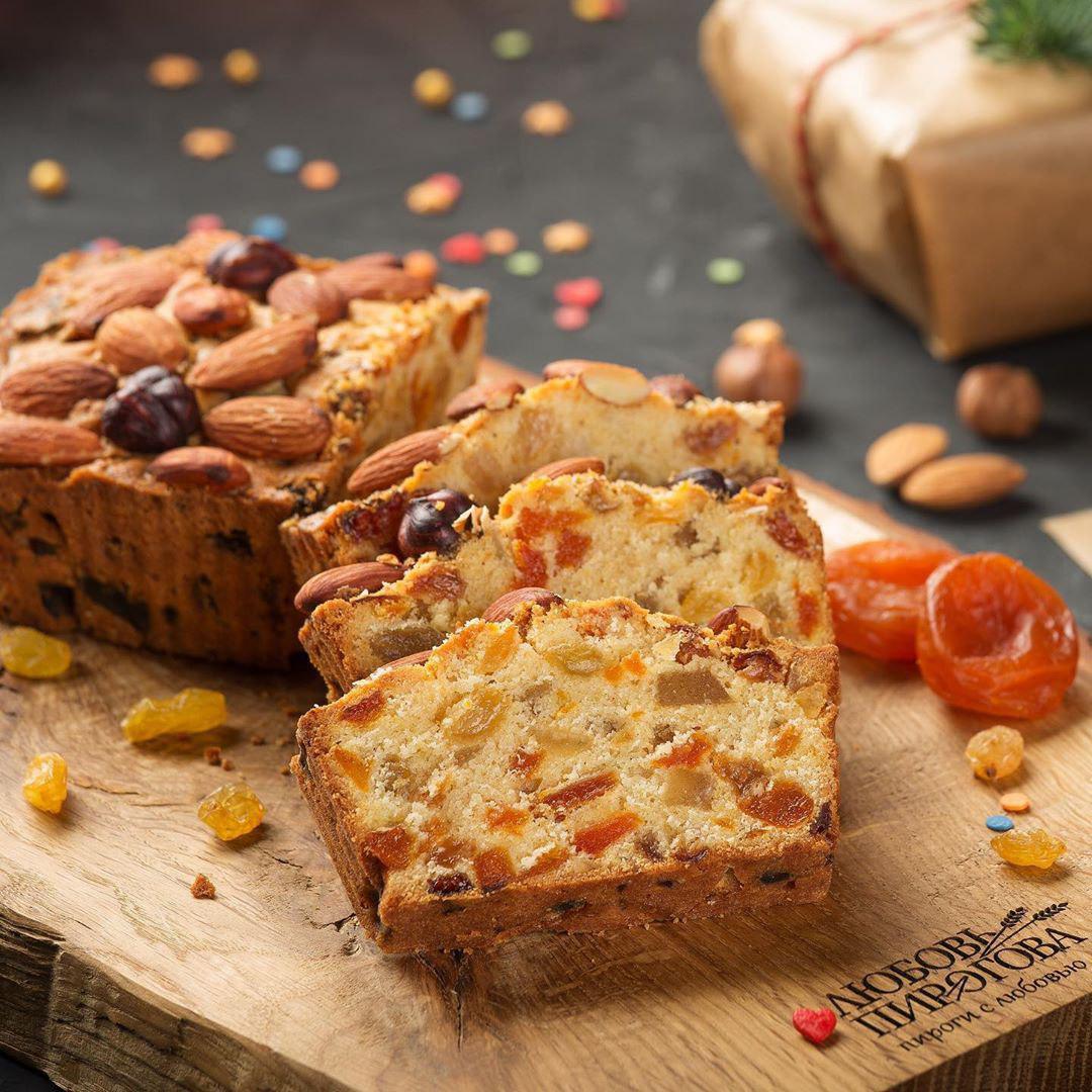 Пекарня «Любовь Пирогова»