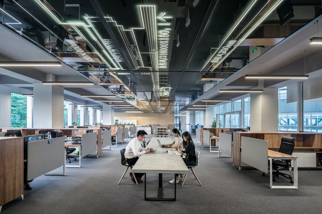 Clean Types of Office Floors