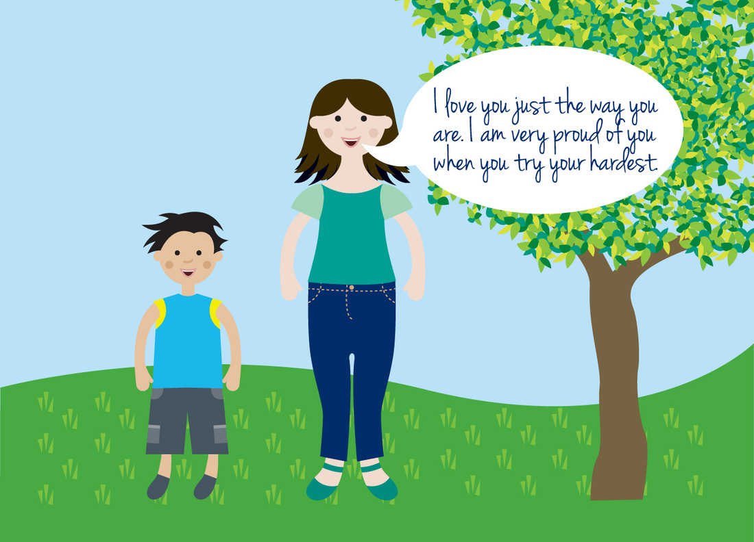 Many parents are looking for ways to help their children build self-esteem