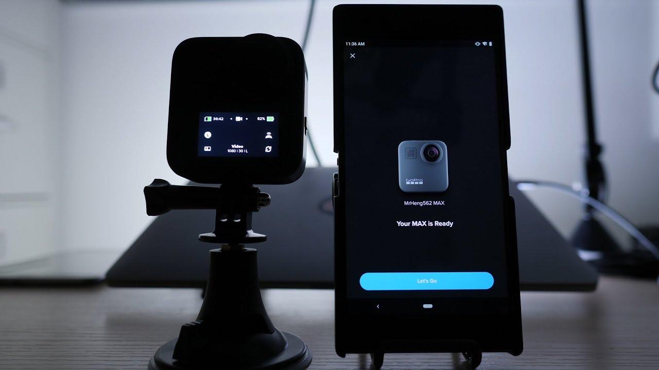 Conectar o celular à câmera não é útil apenas para o backup, mas também pode ser usado para controlá-la com o aparelho.