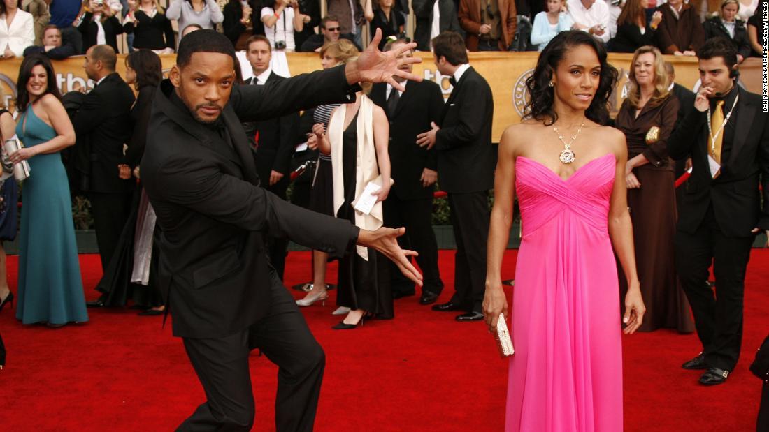 Will Smith reveals his marriage isn't monogamous