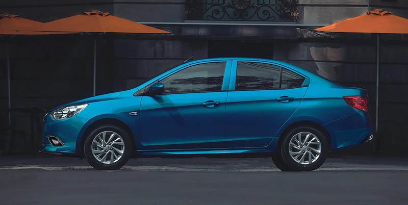 Chevrolet Aveo se encuentra entre 10 modelos de autos más populares en Automexico en 2020