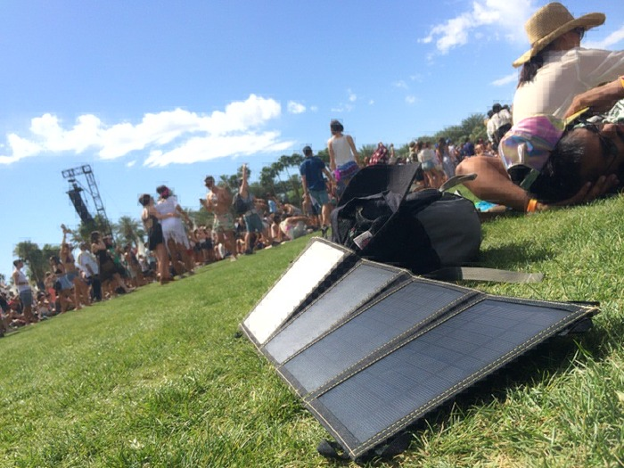 SunJack® at Coachella Music Festival