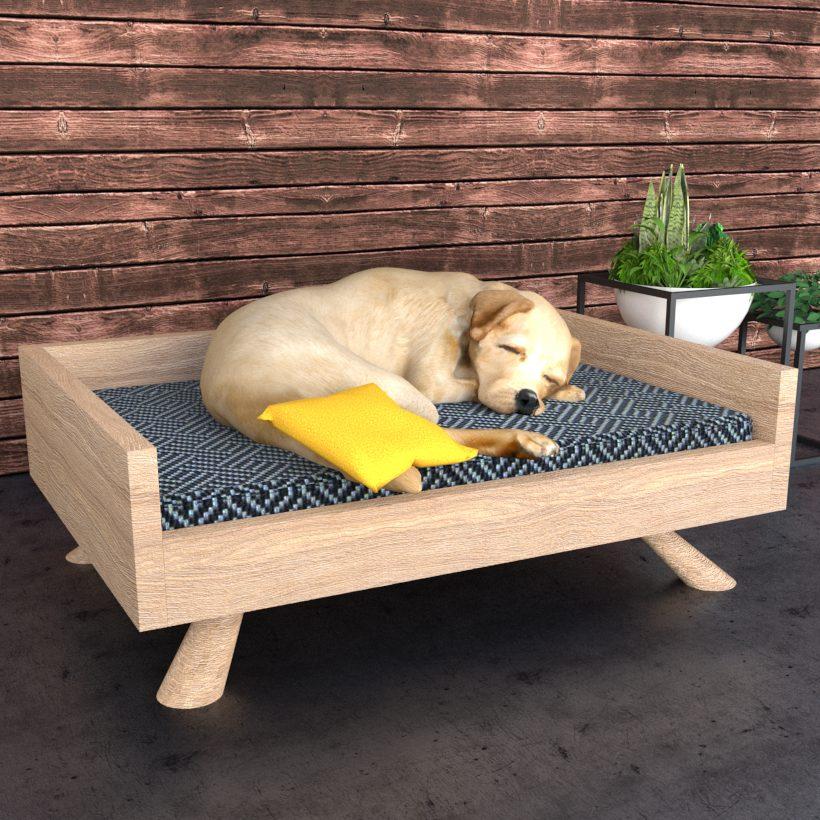 Giường nệm cho chó và những mẫu giường được ưa chuộng nhất 2020