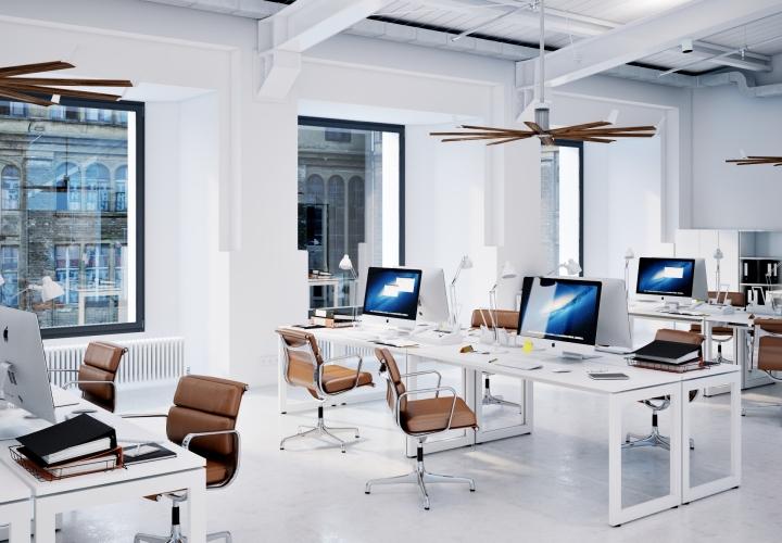 Поэтапность перепланировки офисов