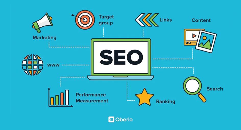 seo analysis graphic