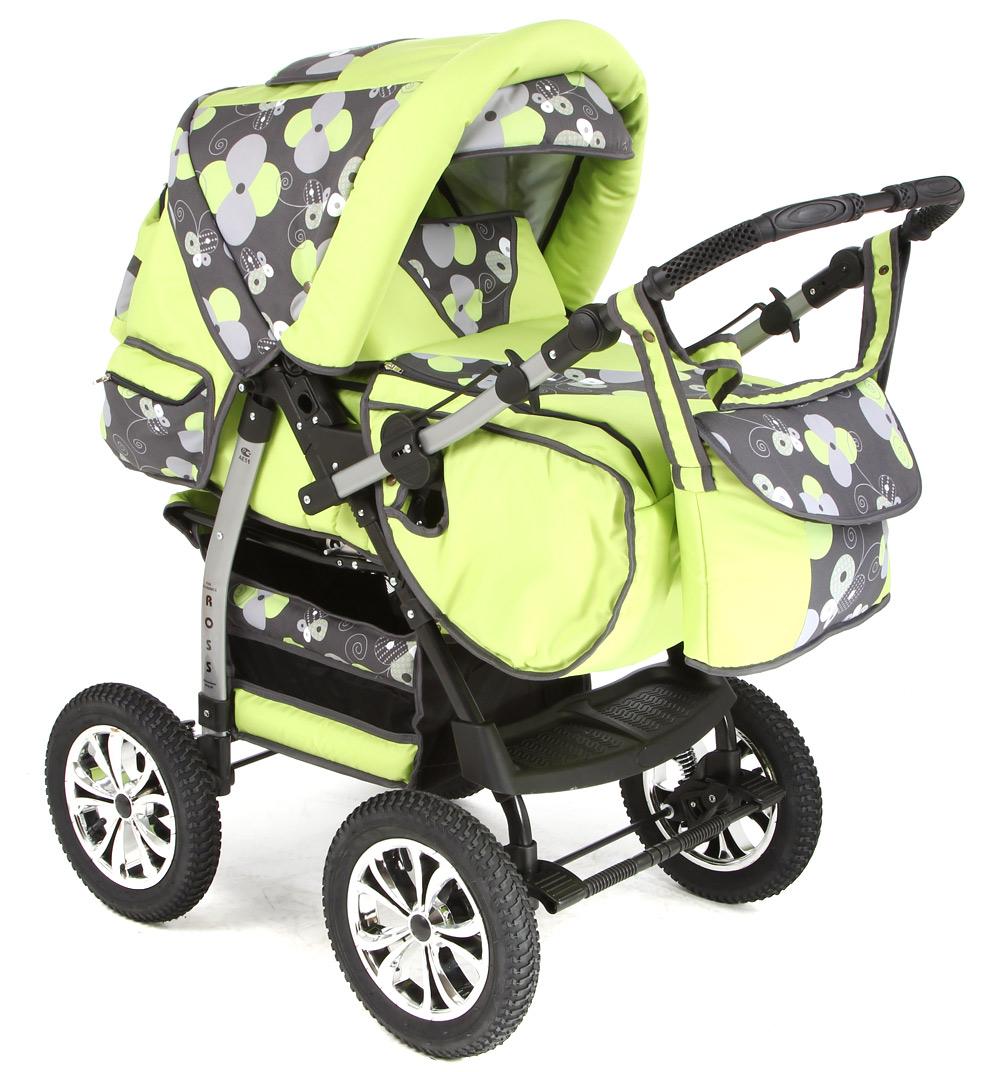Советы родителям-новичкам: выбираем детскую коляску, фото-2
