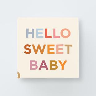Image of Hello Sweet Baby Print
