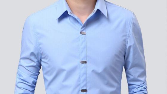 Grandad Collar Shirts