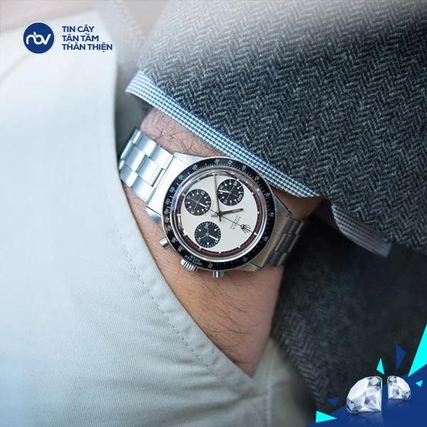 Cầm đồng hồ Rolex