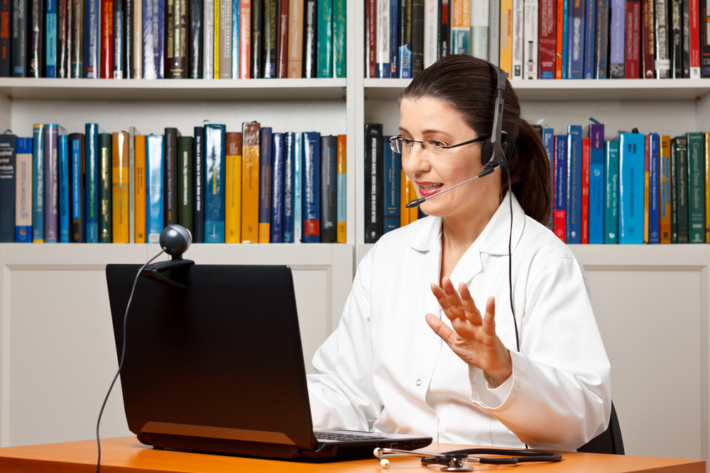 Tempo de qualidade com equipe médica é mantido, afirma pesquisadora. (Fonte: Shutterstock)