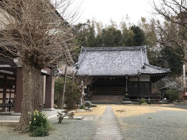 証菩提寺(神奈川)