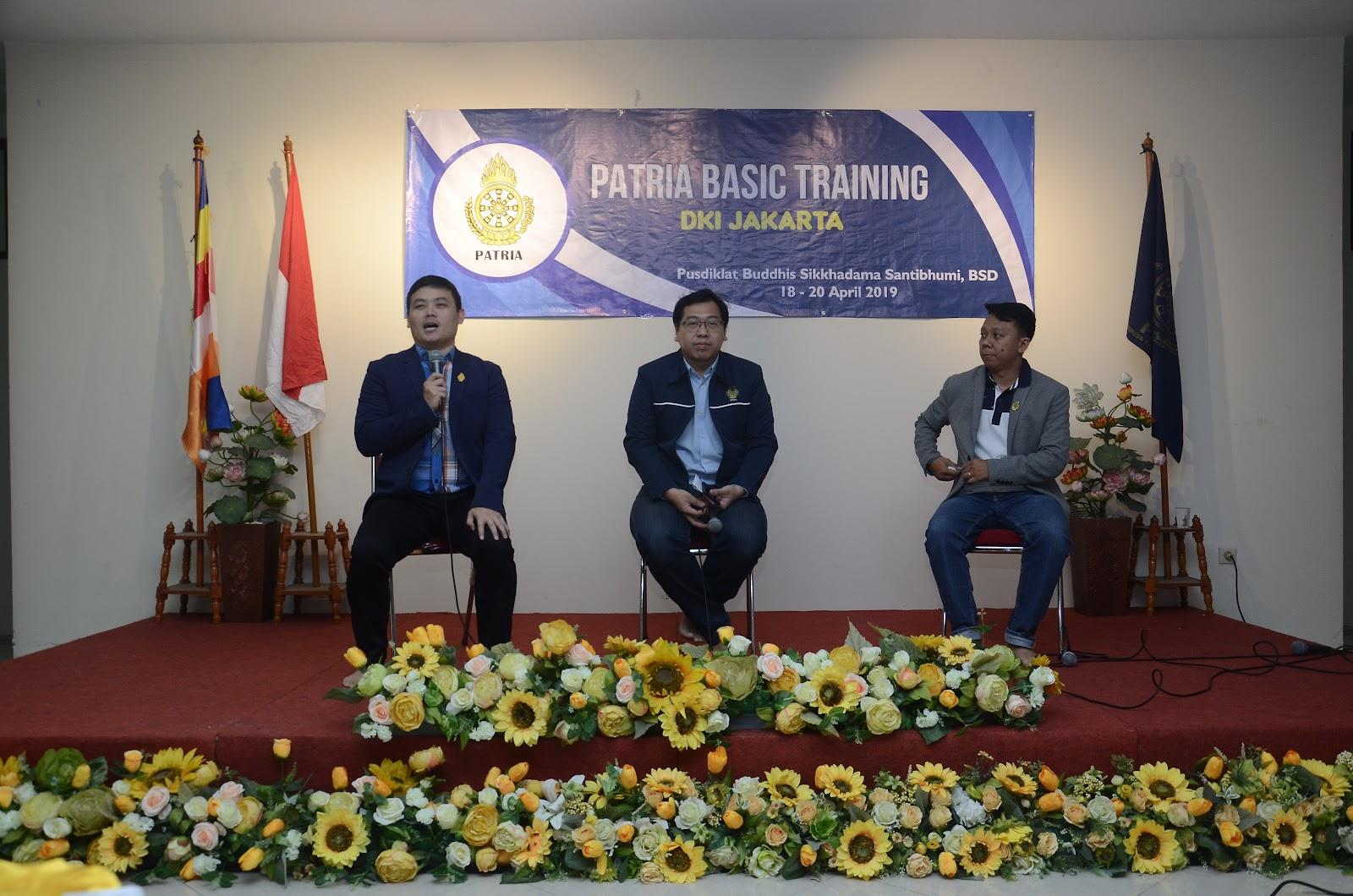Patria Basic Training
